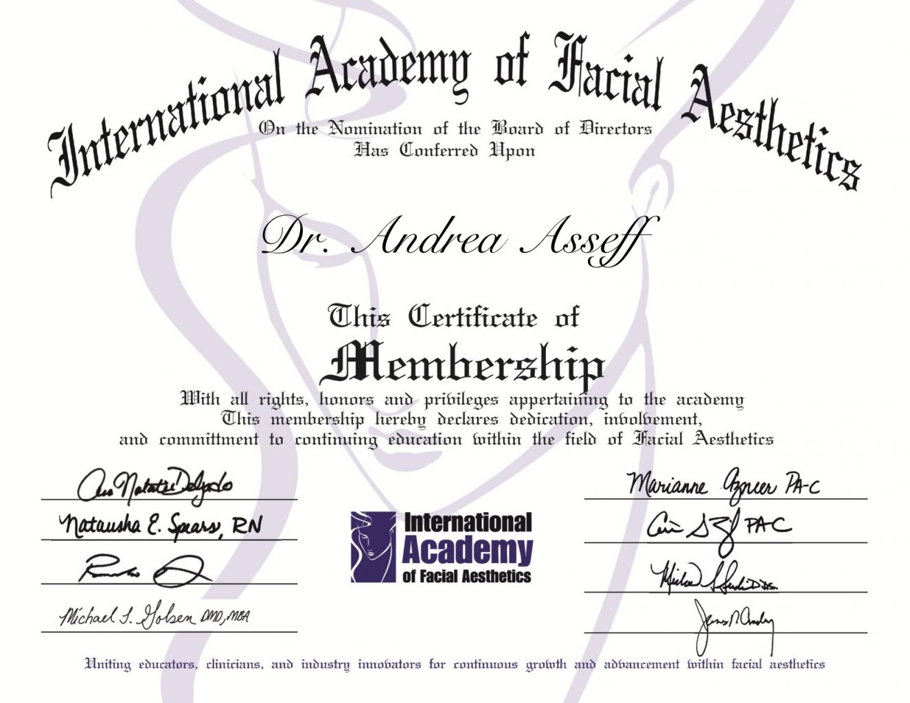 Dr. Asseff For Website